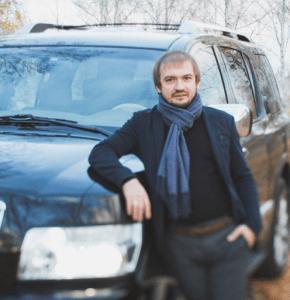 ЯБанкир Антон Волков