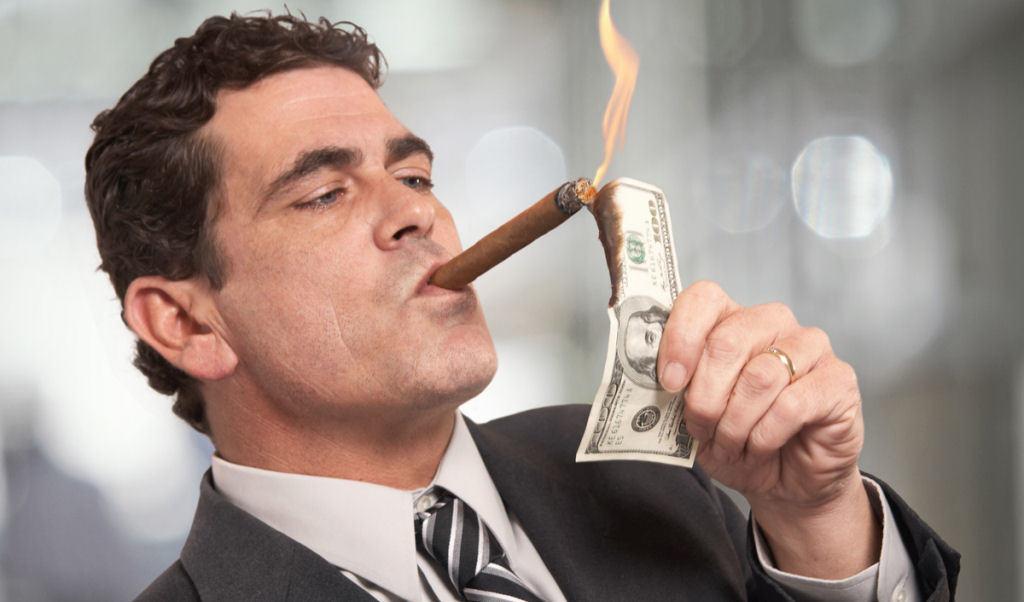 dollar sigara