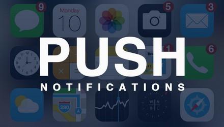 Что такое push уведомления