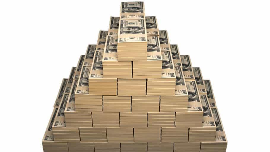 пирамида из денег hyip хайпы
