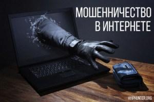 Мошенничество в интернете: виды и схемы