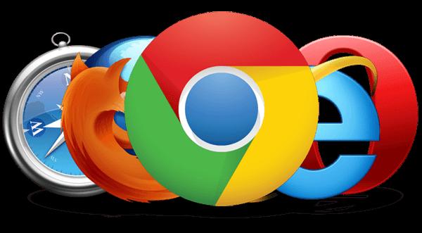 Screenshot-browsers