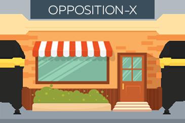Магазин в Opposition x