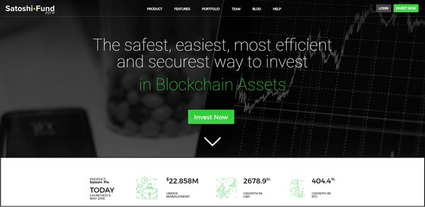 Satoshi Fund - Отзывы и обзор Satoshi Pie