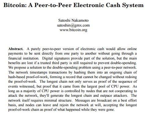 Изображение - Что такое ico криптовалюты рейтинг bitcoin-white-paper