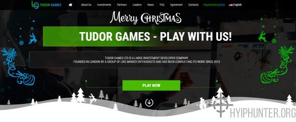 Tudor Games org - Отзывы и обзор