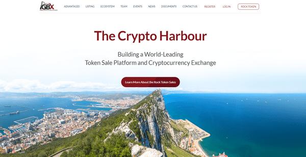 ICO GBX gi - Отзывы и обзор Gibraltar Blockchain Exchange