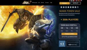 ICO Skara: The Blade Remains – Отзывы и обзор онлайн игры на блокчейне