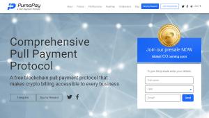 ICO Pumapay – Отзывы и обзор протокола платежей