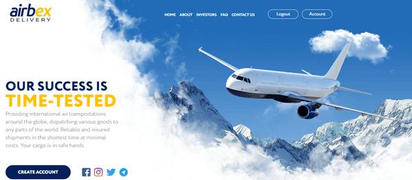 Airbexdelivery com - Отзывы и обзор Airbex Delivery