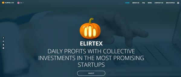 Elirtex com - Отзывы и обзор