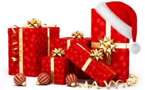 Новогодняя раздача призов 2018