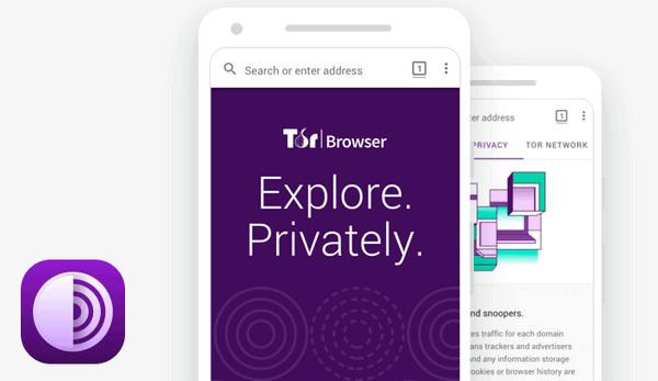 ТОР браузер для Андроид