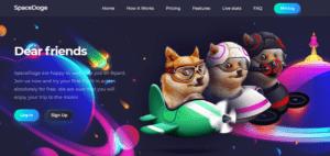 Spacedoge – Отзывы и обзор Spacedoge io (Автобонус 5% от вклада)