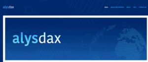 AlysDax com – Отзывы и обзор Alysdax (Бонус 3% от вклада)