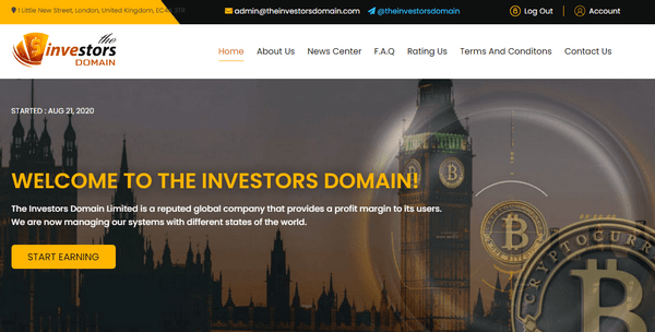 TheInvestorsDomain Отзывы