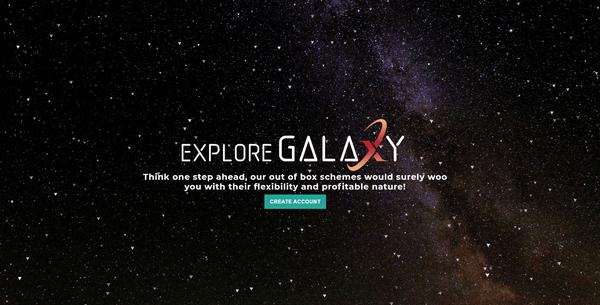 Exploregalaxy – Отзывы и обзор (Бонус 6% + Защита вкладов, фонд от $1000)