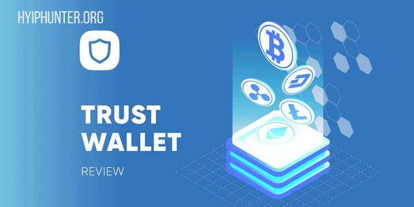 Кошелек Trust Wallet – Отзывы и обзор приложения от биржи Binance